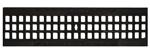 Решетка ячеистая чугунная арт 5067