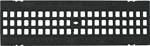 Решетка ячеистая чугунная GUGI Recyfix Super 100 Арт 8079