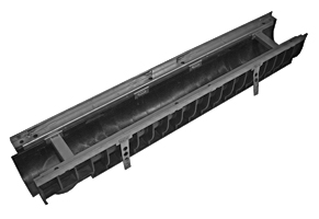 Пластиковыеканалы DN100 Recyfix Super Hauraton