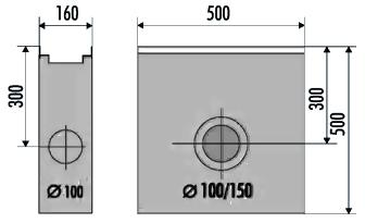 Пескоуловитель Faserfix Super 100 KS